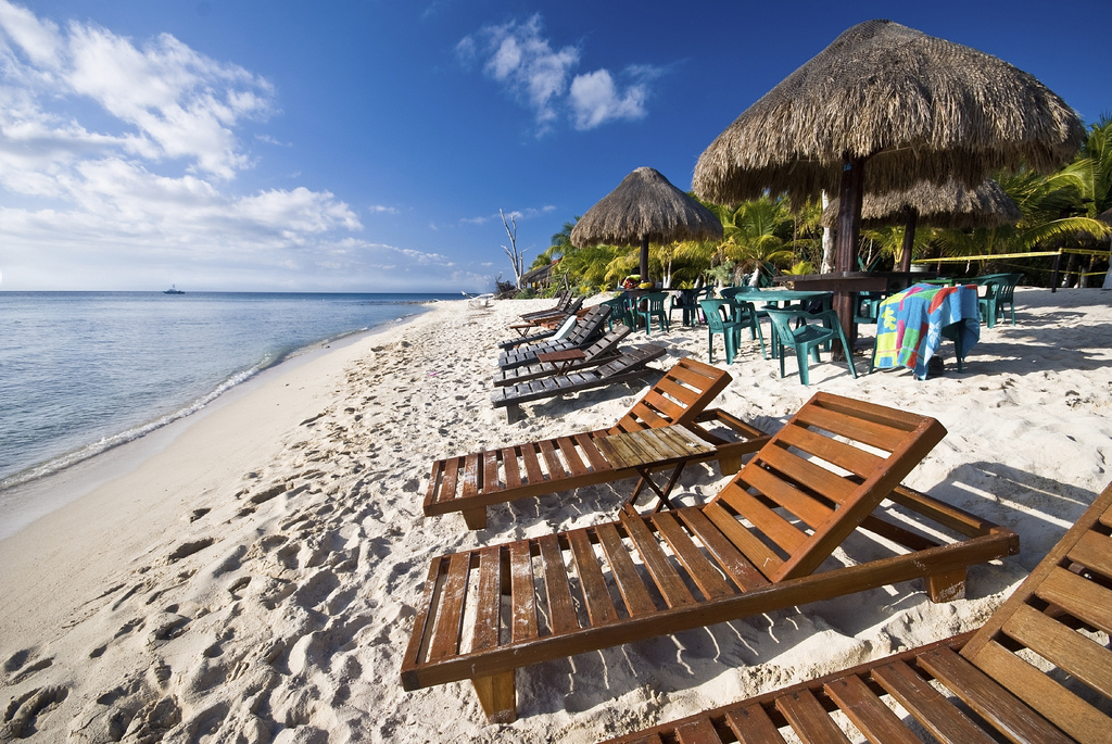 beach chairs Low Stress Investing: Get More, and Relax