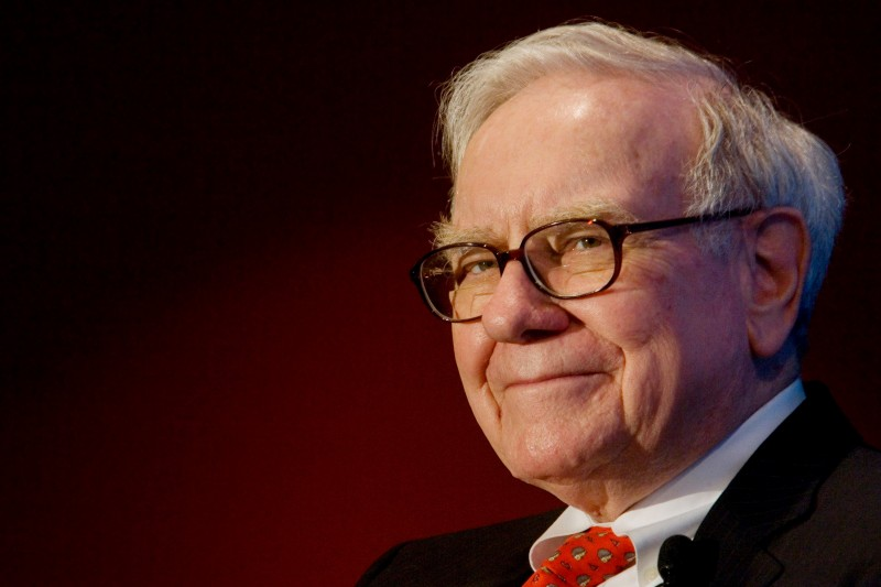 buffett latest